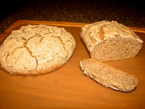 Hand-crafted Sourdough Rye Bread