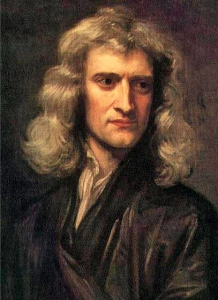 Isaac Newton, one of the greatest scientists of all time, was also a Christian.